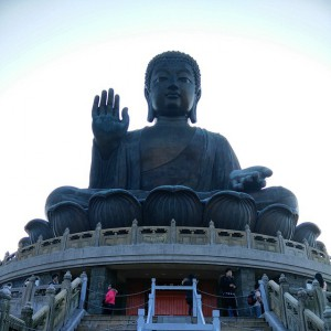 January_03__2015_at_0815AM_The_big_Buddha._Quite_a_hike_up_here._But_worth_the_view._There_is_a_cable_car_as_well.__HongKong__hiking