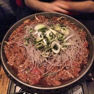 February_01__2016_at_0350PM_Am_Wochenende_gab_es_Korean_BBQ_mit_netten_Menschen.__latergram
